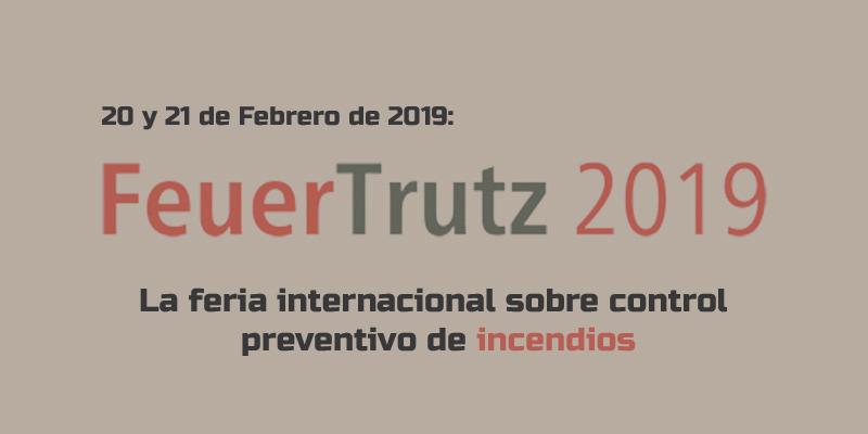 FeuerTRUTZ 2019 en Nuremberg
