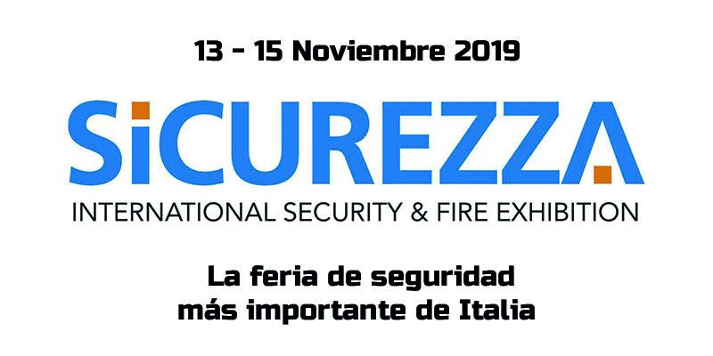 SICUREZZA 2019 en ITALIA