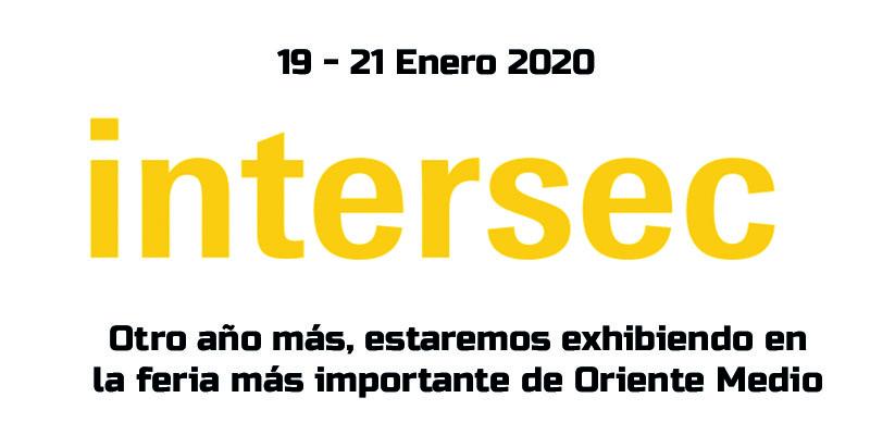 INTERSEC en DUBAI 2020